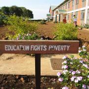 Ouganda École primaire du Sacré Cœur (Photo par Irene Cullen rscj)
